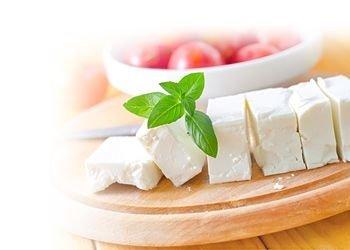 Закуски из сыра и творога