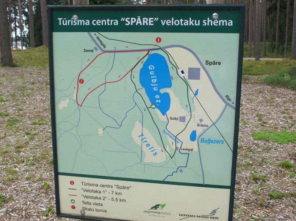Iepazīsti Latviju – četras skaistākās velo dabas takas