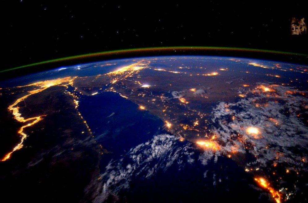NASA astronauts uzņem izcili skaistas mūsu Zemes bildes