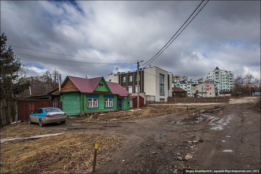 Drūma pilsēta Krievijā, par kuru pašiem krieviem ir kauns