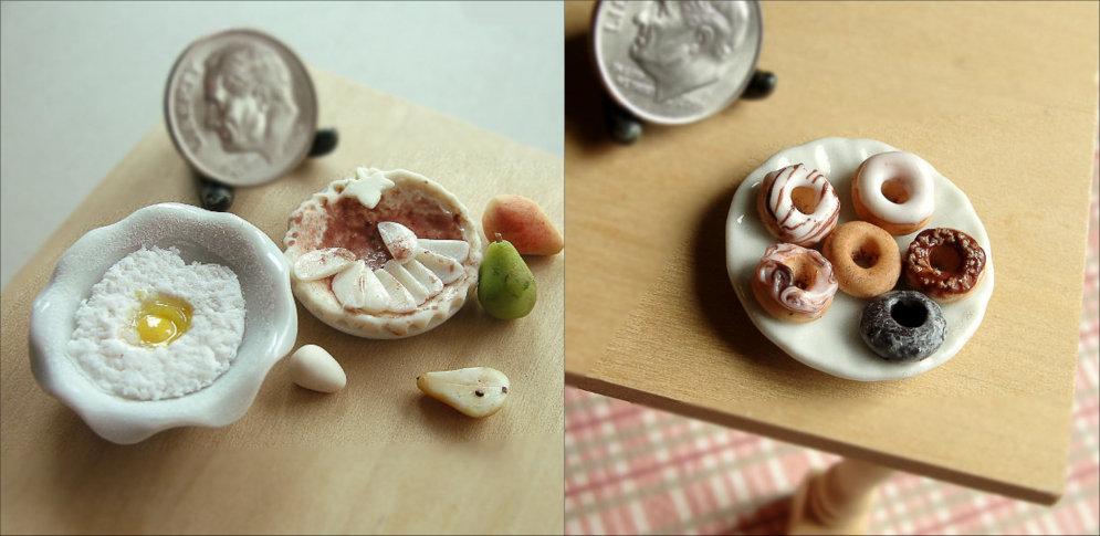Еда из глины как сделать