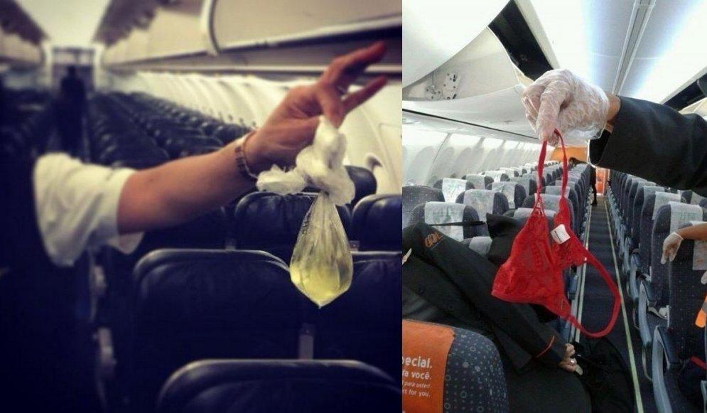 Ko par mums patiesībā domā lidmašīnu apkalpe? (Cūkas ir pieklājīgs vārds)