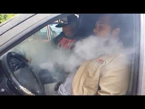 Pat dūmi danco no šiem basiem...