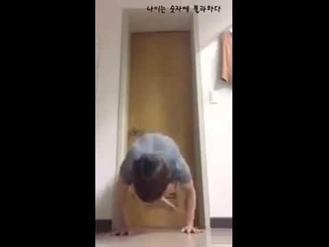 Nenodarbojies ar jogu pret durvīm...