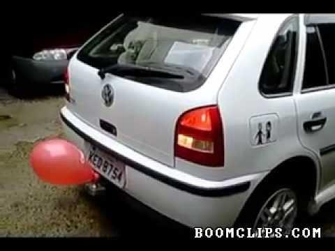 Parkošanās sensors...