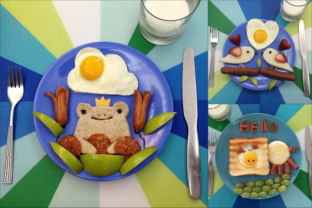Интересный завтрак рецепты 2
