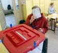 EP vēlēšanu dienā pirmajā stundā nobalsojuši 0,49% vēlētāju