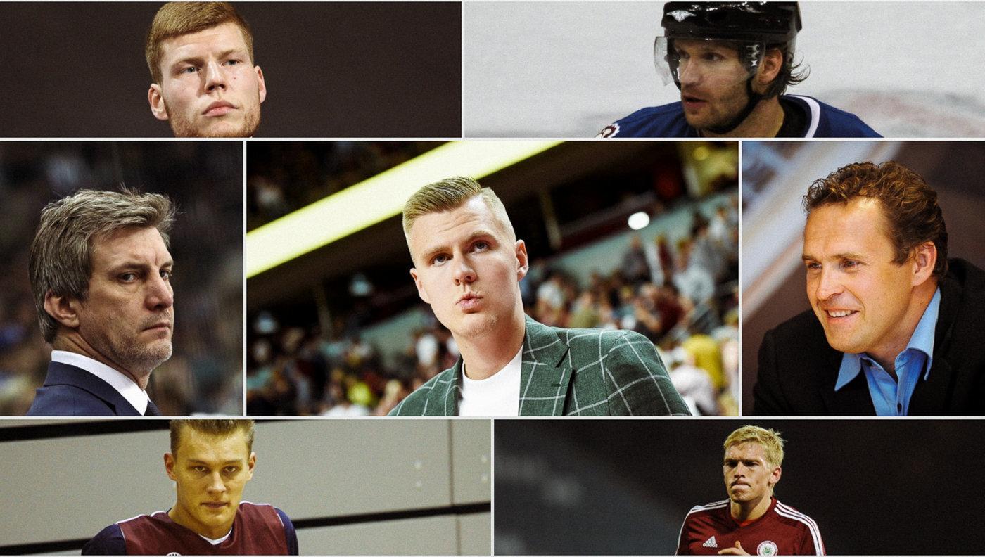 От Ирбе до Порзиньгиса: за что получали миллионы самые высокооплачиваемые спортсмены Латвии