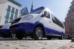 'Mozaīka' sūdzas par Rīgas mikroautobusu Valentīndienas akciju
