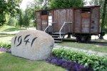 Torņakalna stacijas piemiņas vagons kļūst par Rīgas domes īpašumu