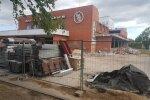 """LTV7: у дома культуры """"Энергетик"""" во время реконструкции треснули несущие стены"""