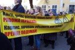 Акцию протеста против перевода образования на латышский язык повторят через месяц