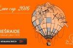 Video tiešraide: Ginesa rekorda uzstādīšana - 50 pāru laulības gaisa balonos