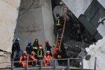 ĀM nav informācijas par Dženovā cietušiem Latvijas valstspiederīgajiem