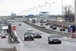 Uz divām nedēļām slēgs satiksmi no Slāvu pārvada uz Krasta ielu