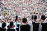 Skolēnu dziesmu un deju svētkiem papildu nepieciešami 1,836 miljoni eiro