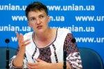 Савченко будет баллотироваться на пост президента Украины