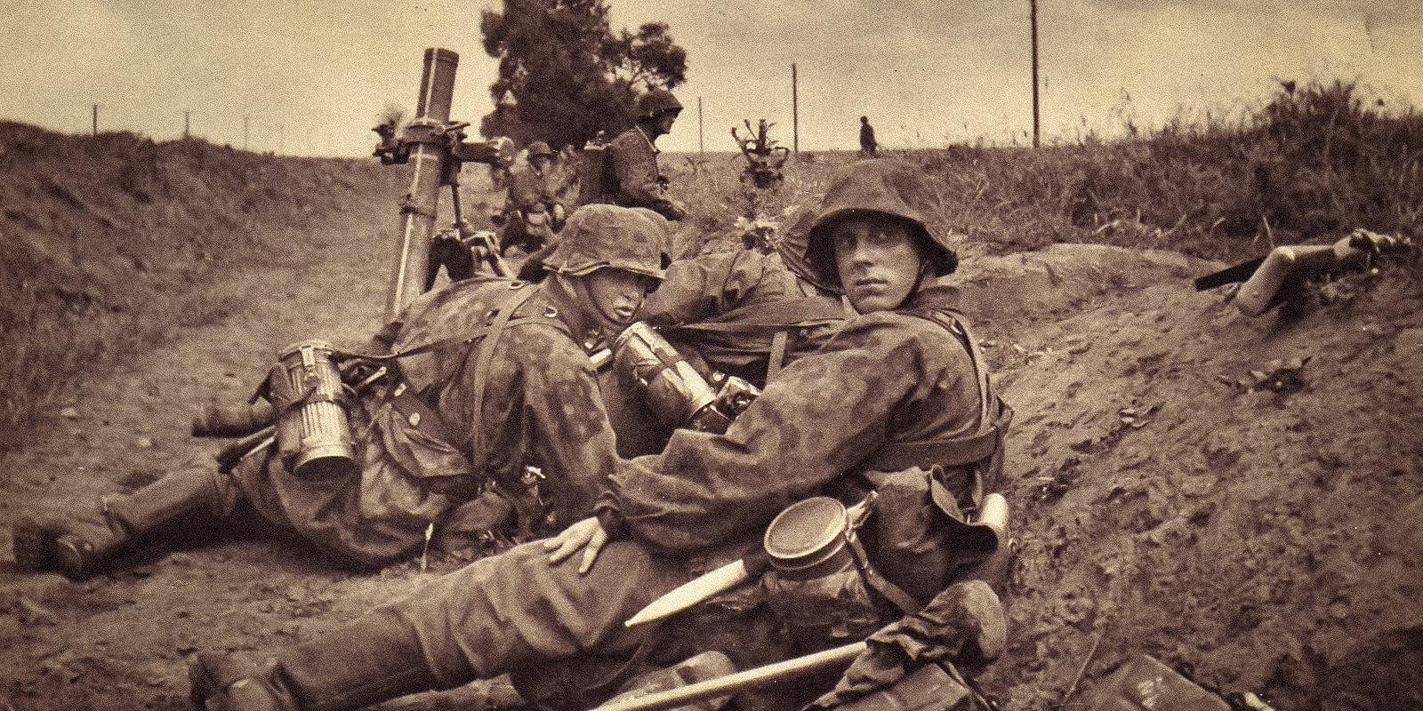 Dīvainākā 2. pasaules kara kauja – amerikāņi un vācieši kopā cīnās pret... vāciešiem