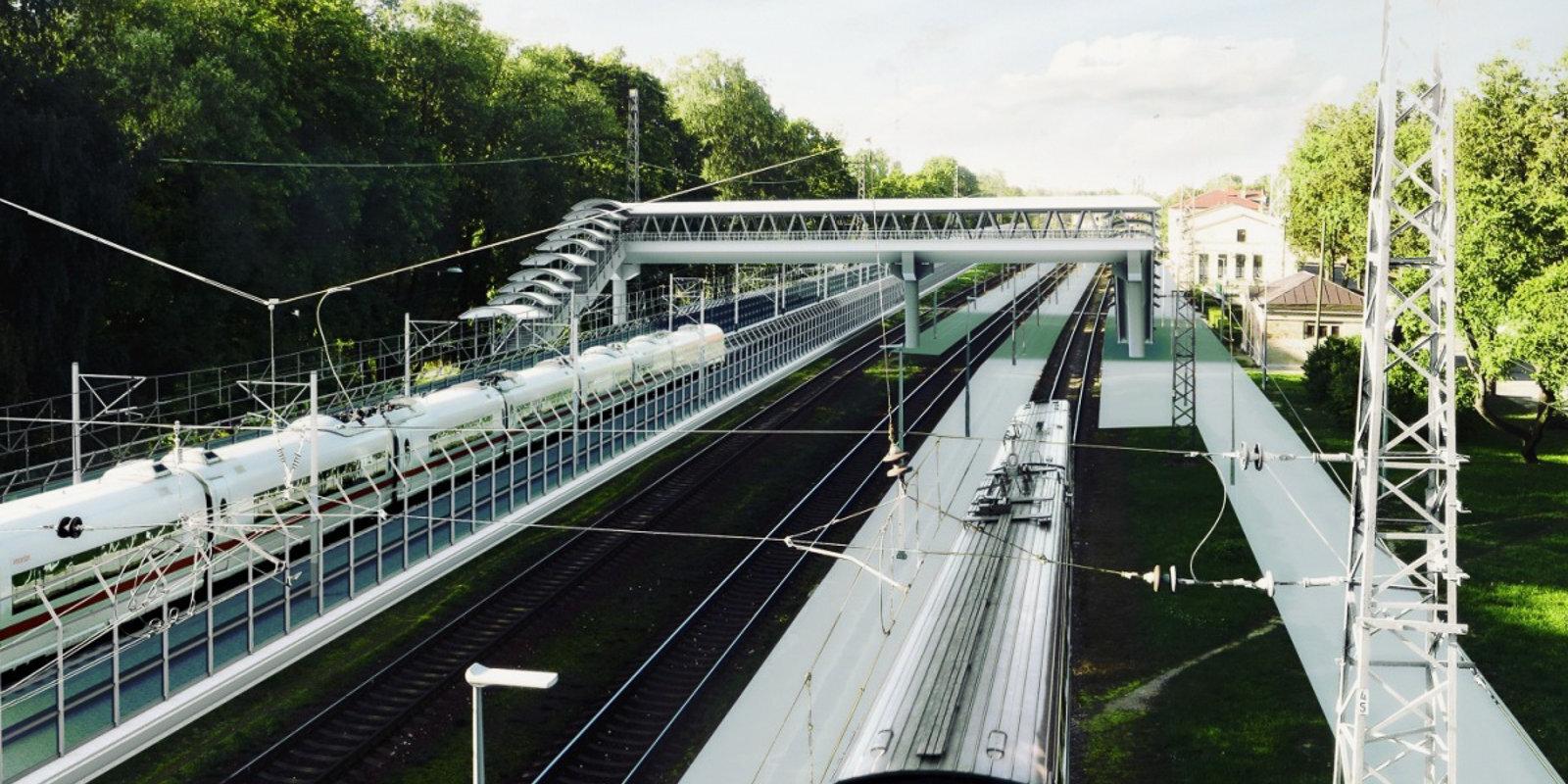 'Iet cauri Pārdaugavai kā buldozers' – apkaimes skandē trauksmes zvanus par 'Rail Baltica' ieviešanu