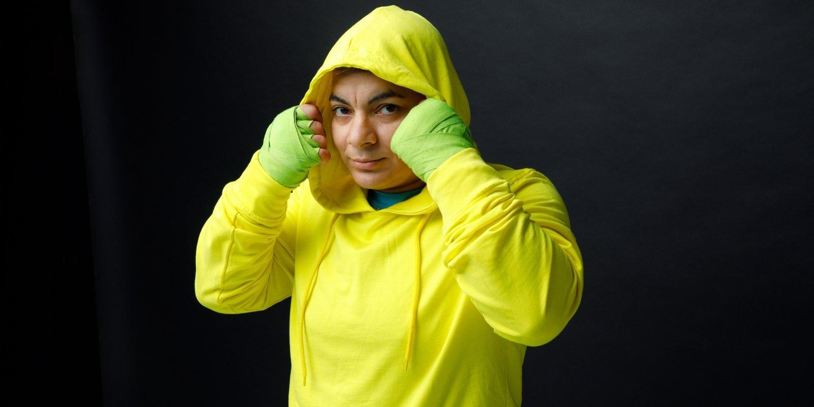 """""""Бокс — это зависимость"""". Агнесе Божа о спорте и жизни"""