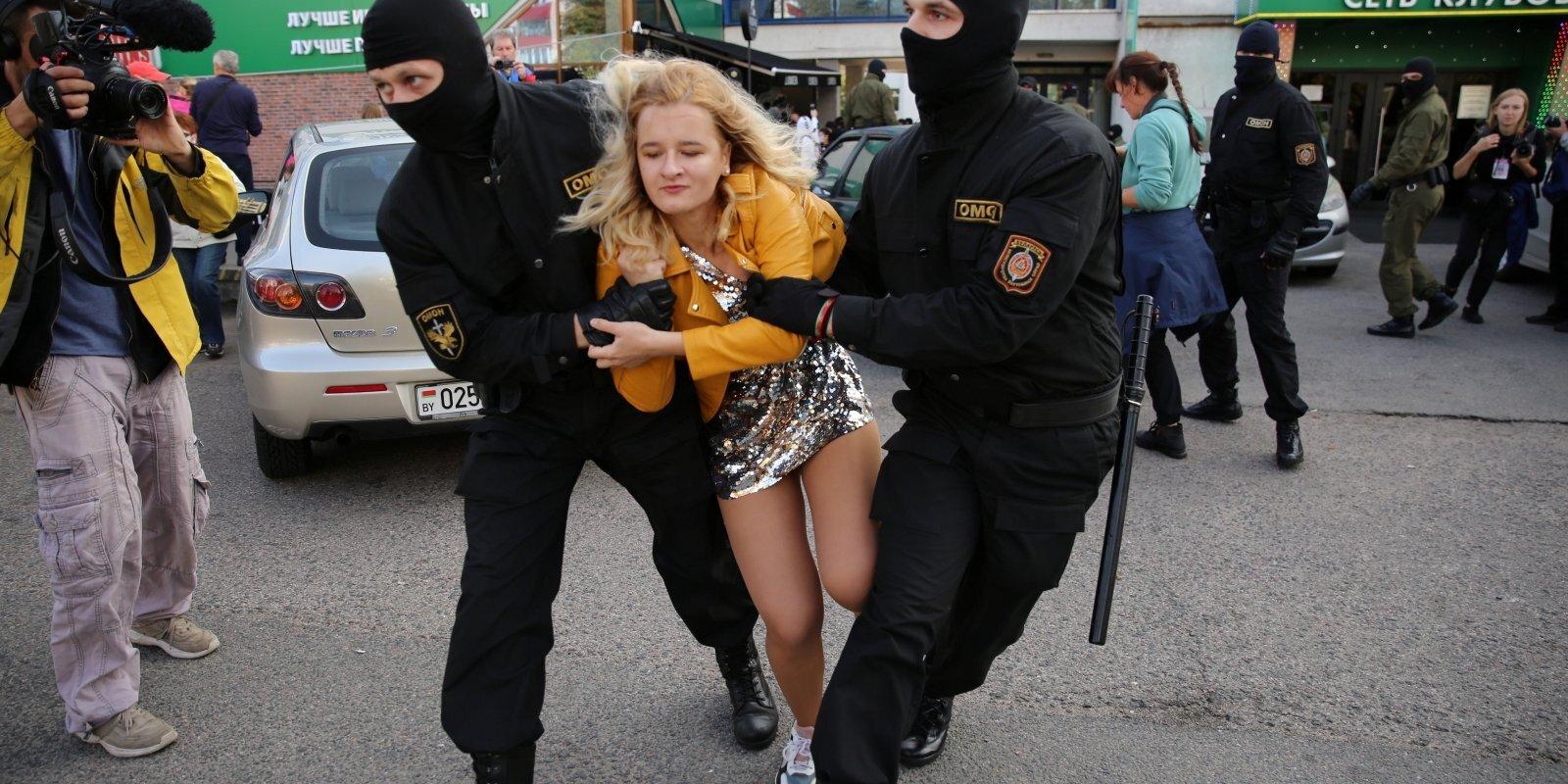 Baltkrievijas opozīcija: kurš gatavs spēkoties ar 'baķku'