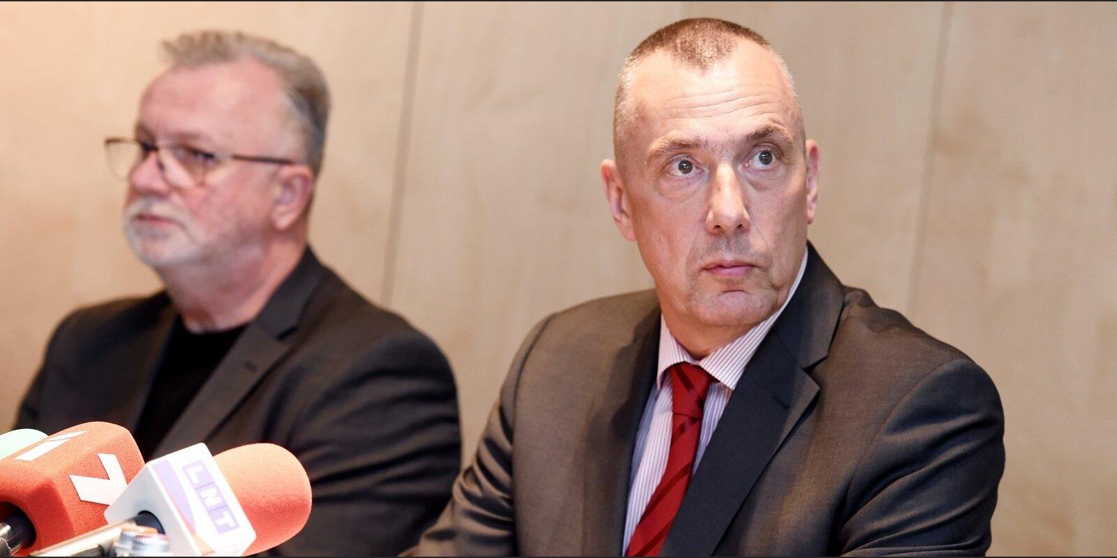 LSFP prezidents grib dubultu algu; atalgojuma saņemšana raisa diskusijas par likumību