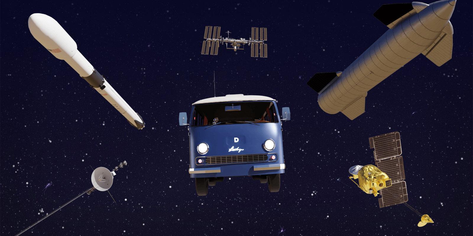Земля 2.0. Завоевание Марса: от Вернера фон Брауна до Илона Маска