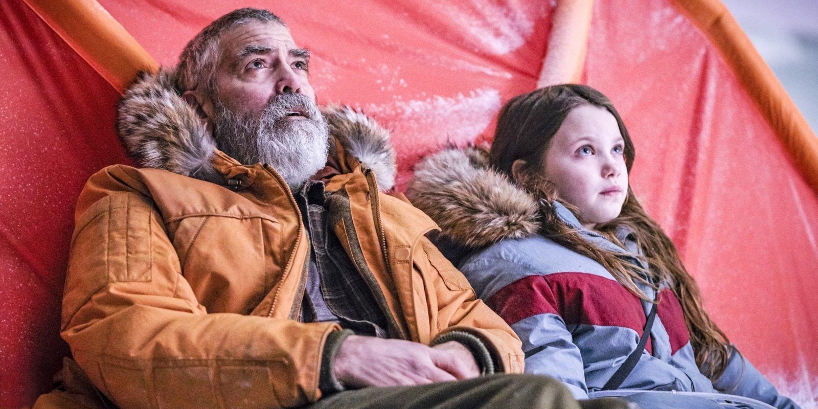 Visu laiku skatītākās filmas – Klūnija 'The Midnight Sky' ceļā pie 'Netflix' rekordistēm