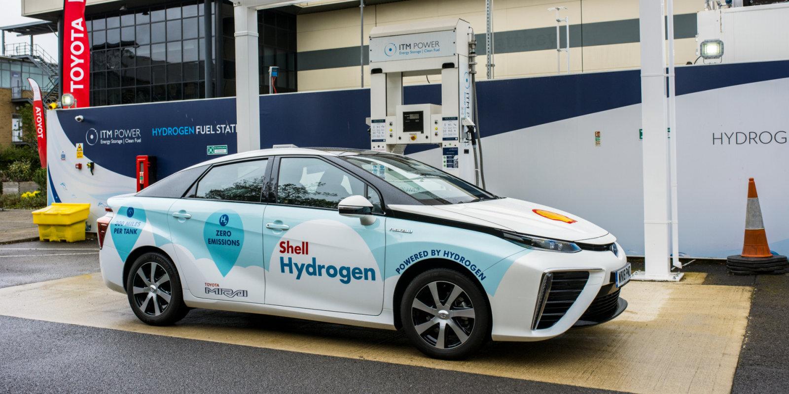 Bez ūdeņraža degvielas neiztikt: kāda būs elektromobiļu nākotne
