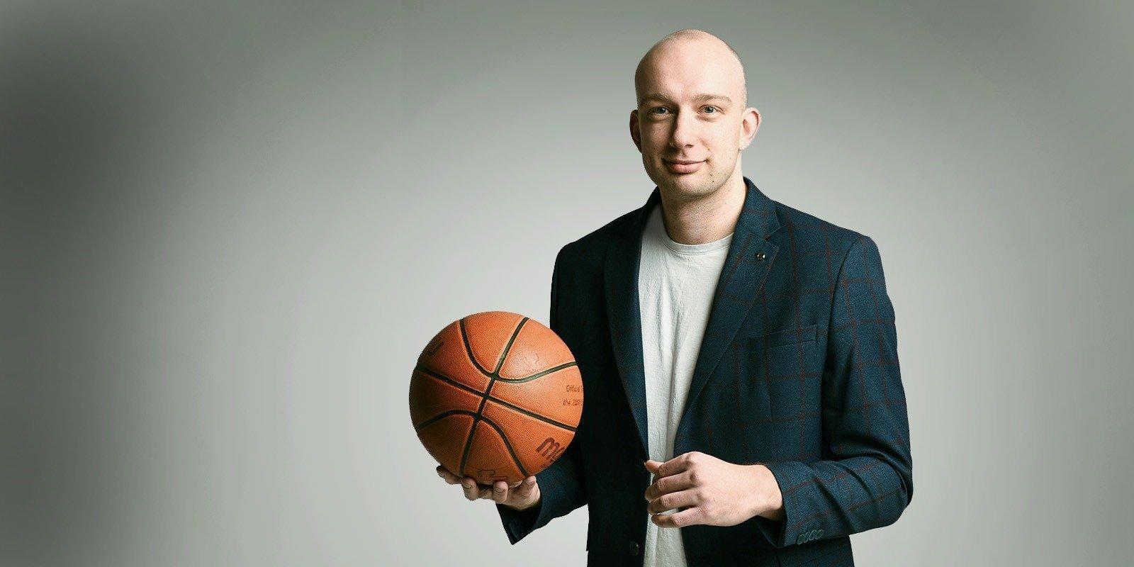 Raimonds Rudzāts: Basketbols ir foršs! Tikai nomuļļāts...