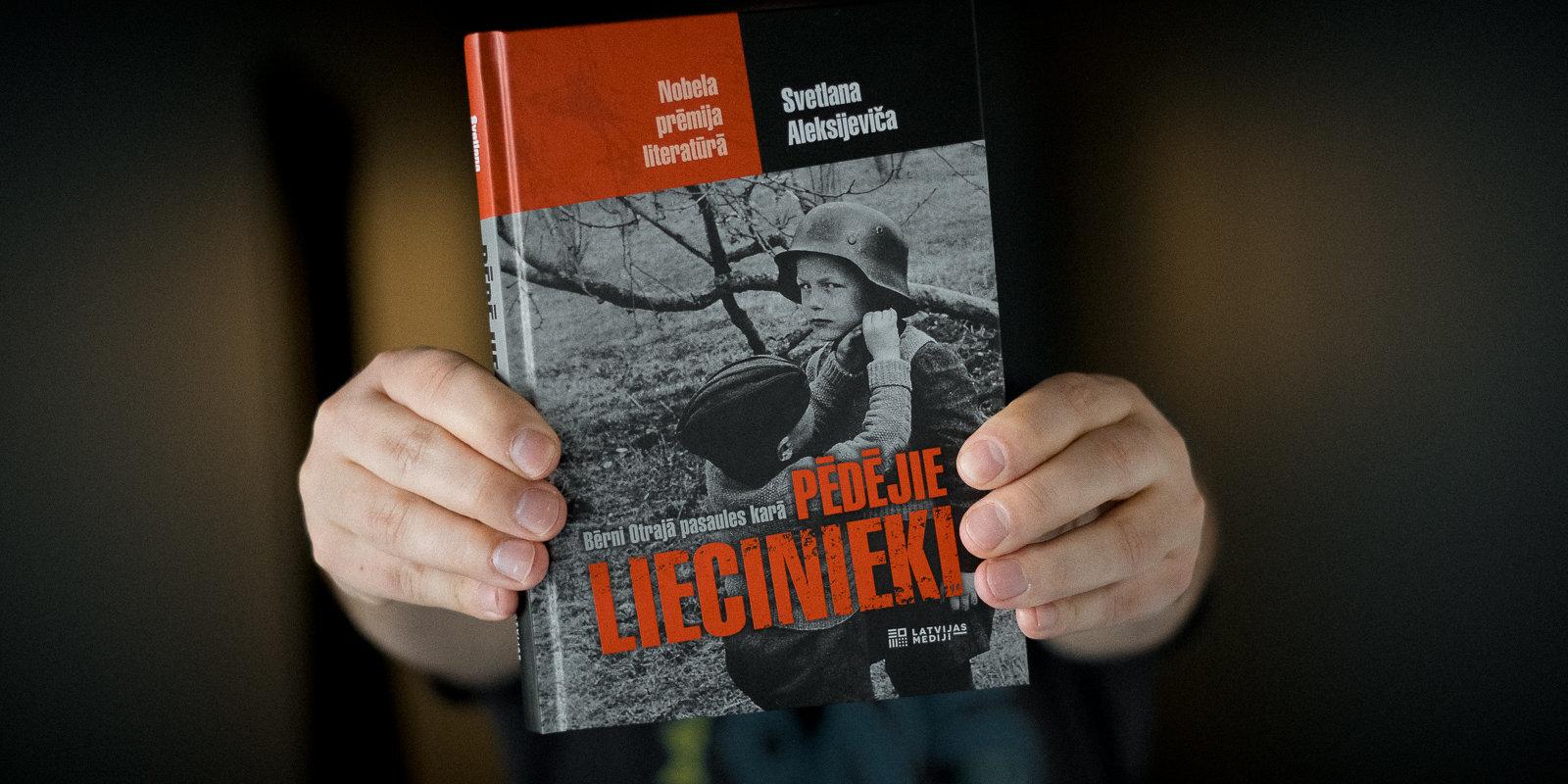 'Tā būtu greznība jūs nošaut tik skaistā vietā' – baltkrievu bērnu atmiņas par Otro pasaules karu