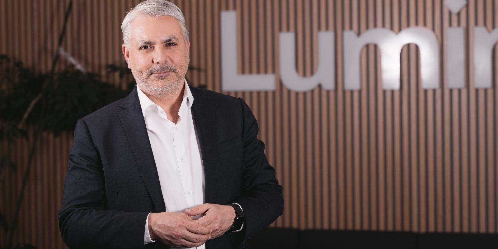 'Luminor' jaunais vadītājs: pirmo reizi bankas ir atbildīgas par cerību radīšanu