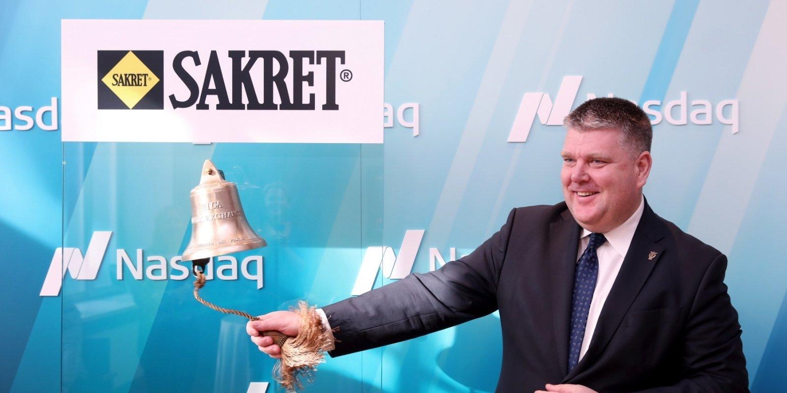 Personība biznesā: 'Sakret Holdings' padomes priekšsēdētājs Andris Vanags