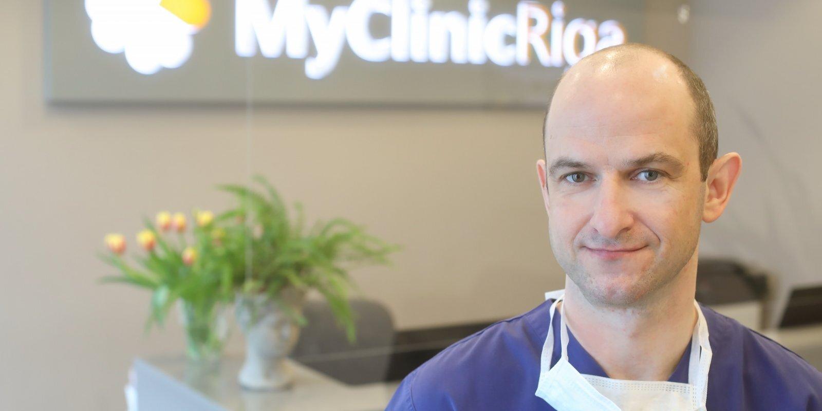 Neauglības diagnoze mūsdienās nereti kļuvusi ļoti komerciāla, atzīst 'My Clinic' vadītājs