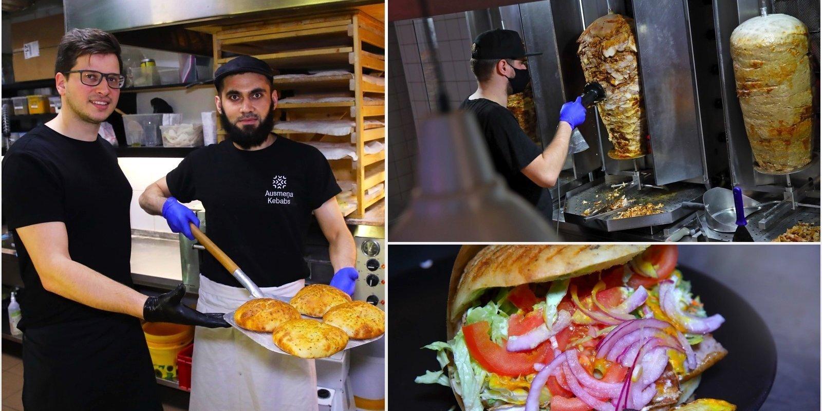 Kā 'Ausmeņa kebabs' nonāca kebabu hierarhijas augšgalā