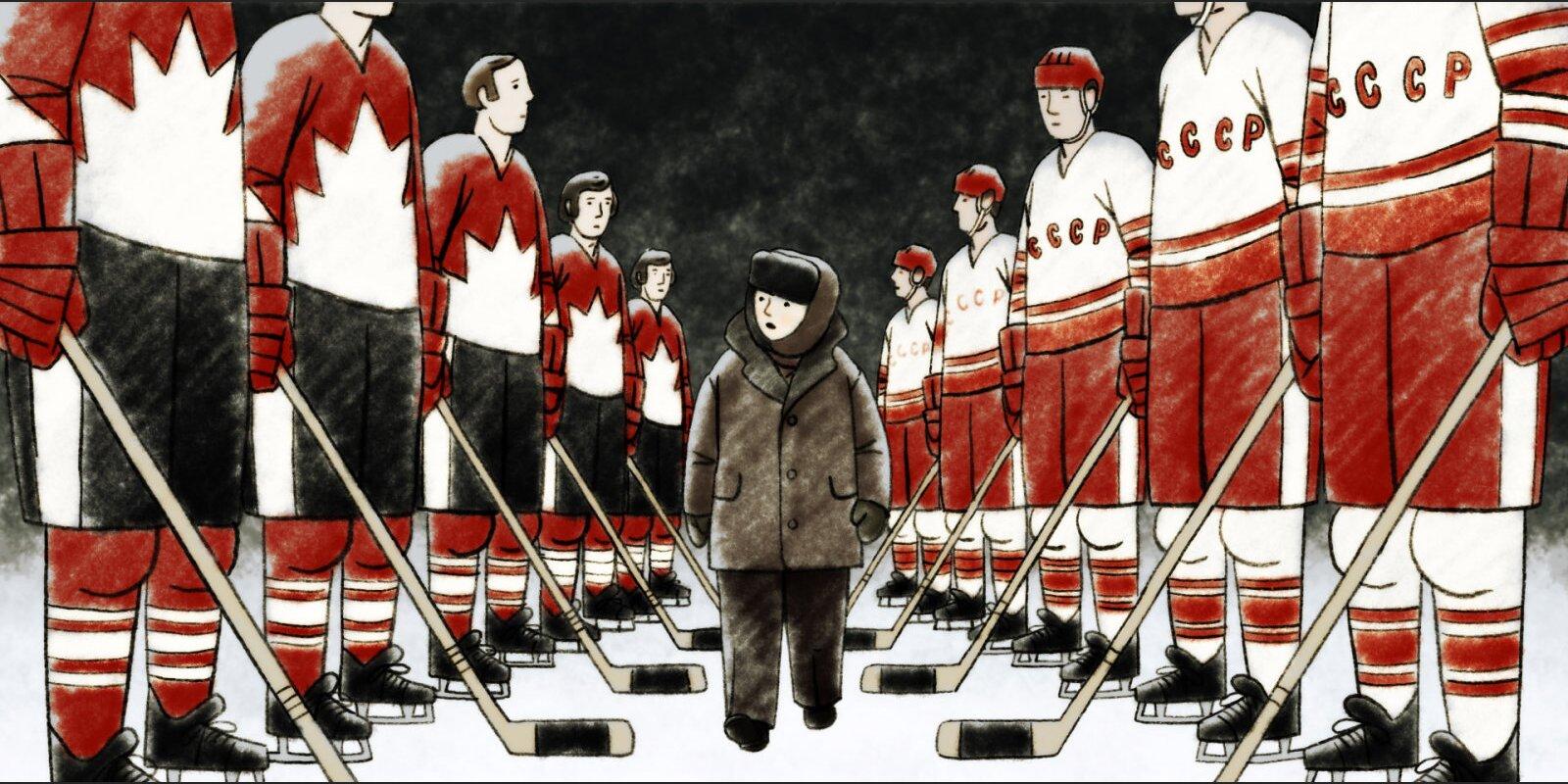 """""""Похоже, что это русский!"""" Аниматор Владимир Лещёв о ёжике в тумане, хоккее детства и маленьких людях"""