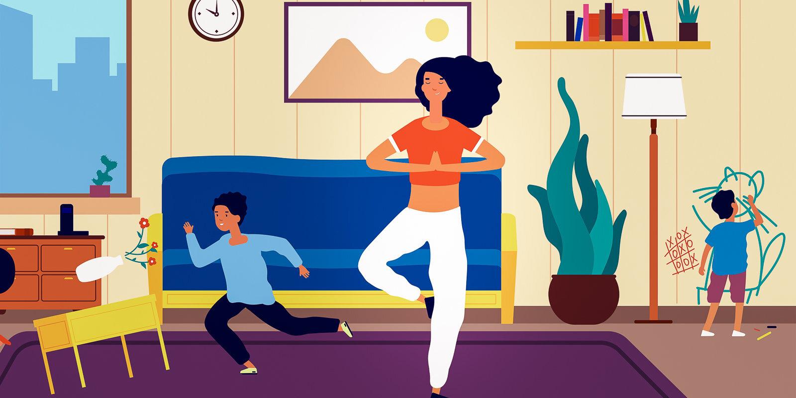 Jāmācās samazināt prasības pret dzīvi – strādājošas mammas ikdiena