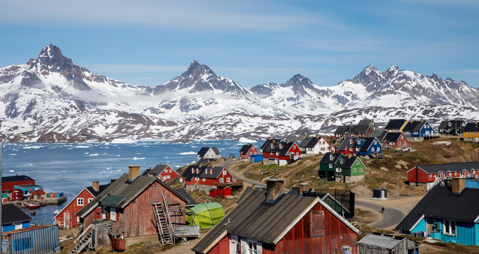 Aizvainot valsti – kā ASV turpina lūkoties Grenlandes virzienā
