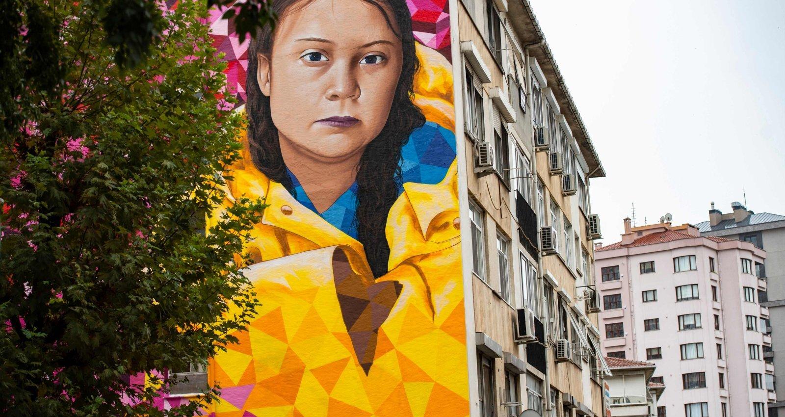 Kā Zviedrija Grētas Tūnbergas un klimata cīņas laikā īsteno feministisku ārpolitiku
