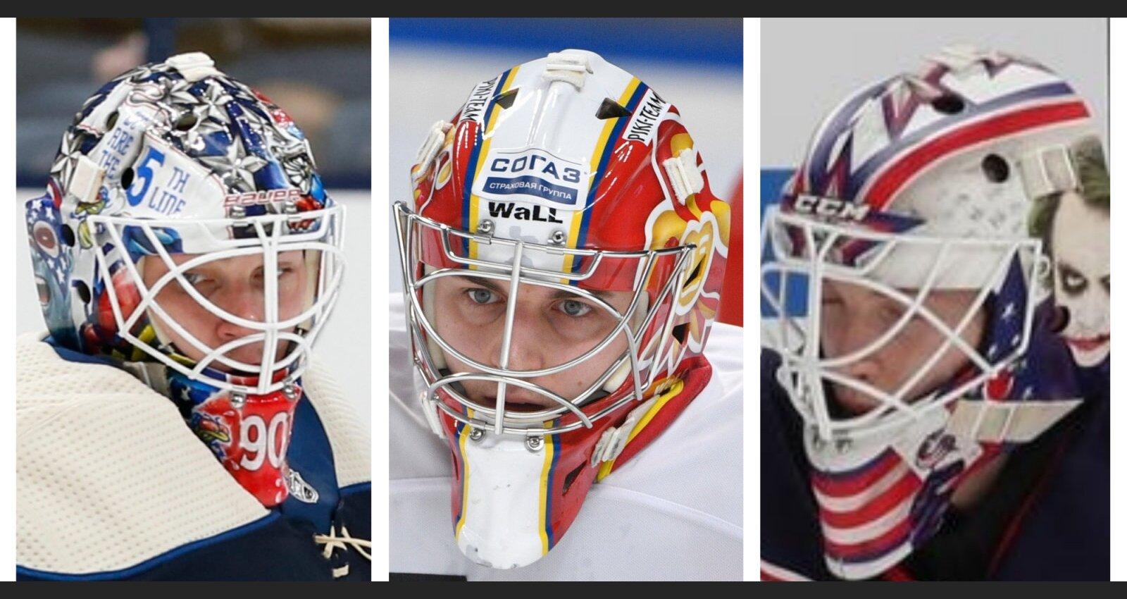 Neredzēti plaša izvēle – Latvijas hokejā zelta laiki vārtsarga pozīcijā