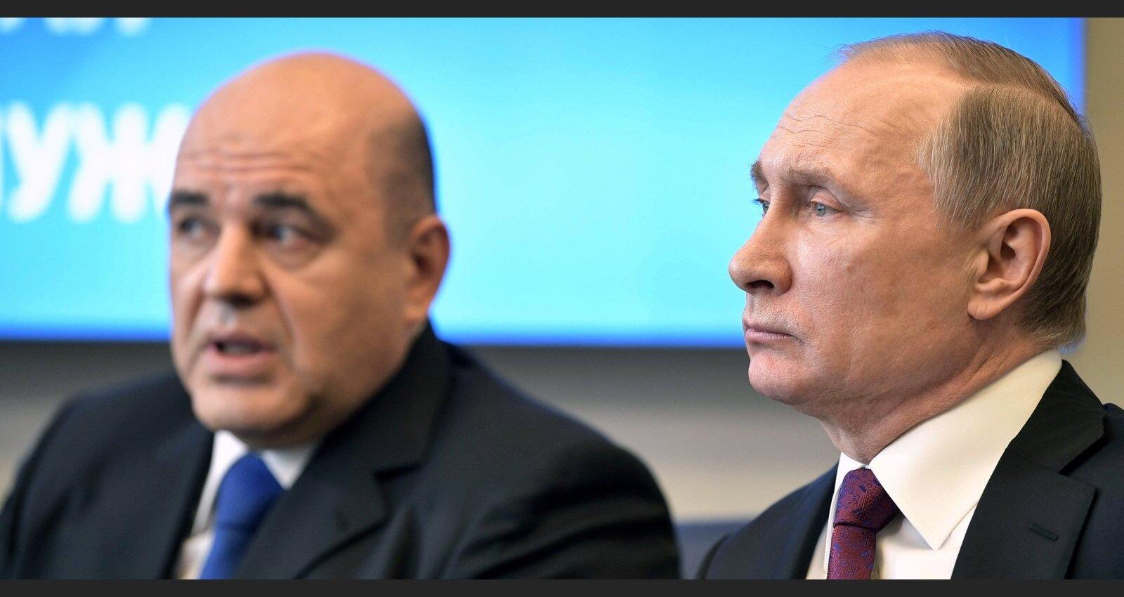 'Dzinējs ar milzīgu jaudas rezervi' vai 'zaglis un liekulis': kas ir Krievijas premjers Mišustins?