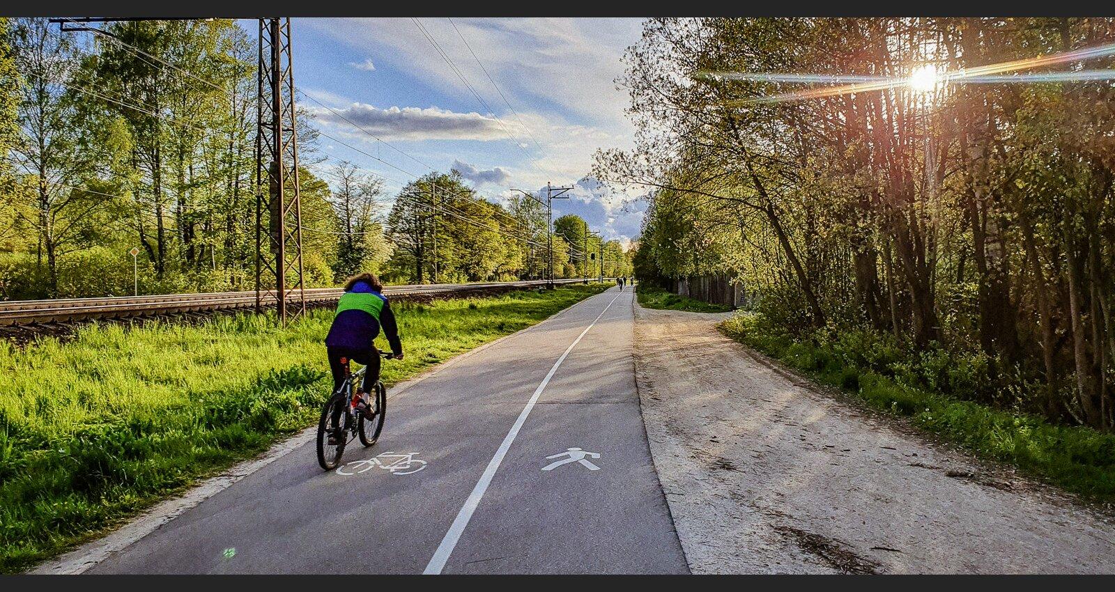 Велодорожка Рубикса— варианты маршрутов и нереализованные идеи