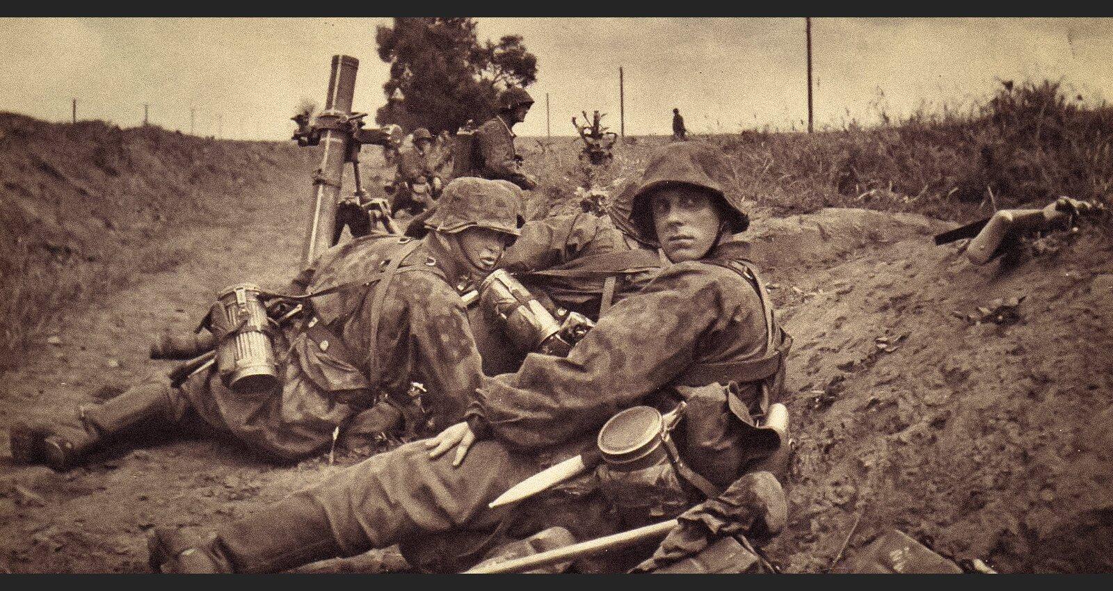 Немцы против немцев. Самый странный бой Второй мировой войны