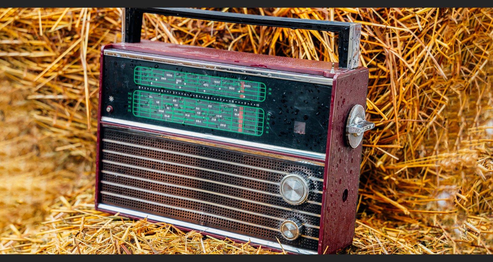Akvamotori un siena prese 'Kirgistan' – darbību pārtraucis leģendārais 'Latvijas Radio 2 tirgus'