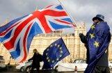 Leiboristi balsos pret Mejas iecerēto 'Brexit' vienošanos
