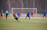 Латвийский клуб опять подозревают в манипуляции результатом