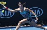 Sevastova otrajā kārtā izstājas no prestižā Toronto WTA 'Premier' turnīra