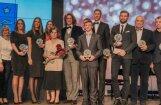 Samoilovs un Ikauniece–Admidiņa atkal saņem Jūrmalas 'Gada sportista' titulu