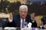 Trampa miera centieni ir 'gadsimta pliķis', konstatē Abass