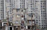Ķīnas piesārņotākā pilsēta ir Sjiņdzjanas galvaspilsēta Urumči